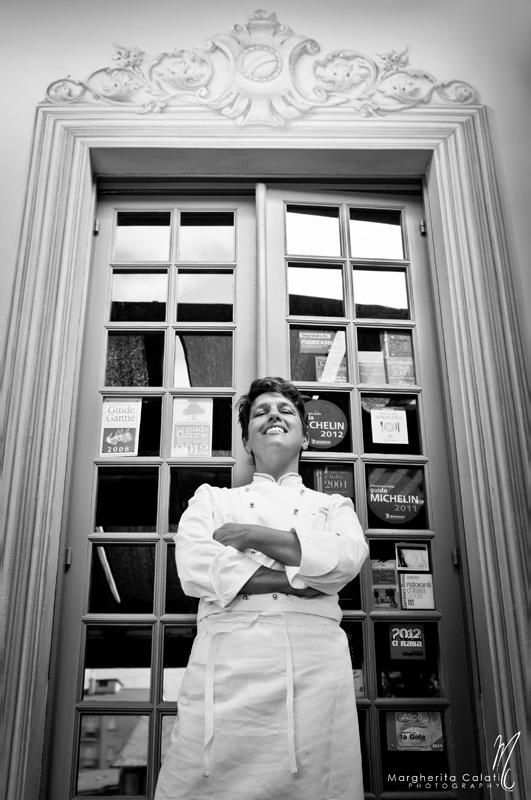 Chef Mariangela Susigan