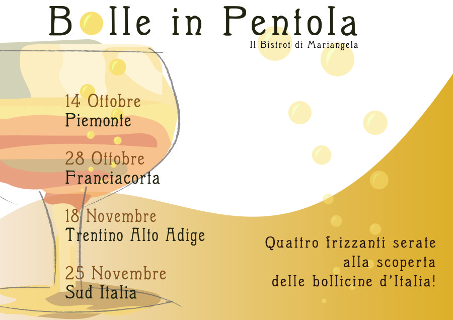Bolle in pentola